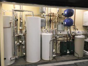 Boiler installation by LHPS Ltd