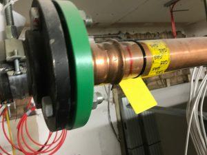 Gas leak prevention