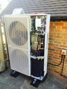 Heat interface unit